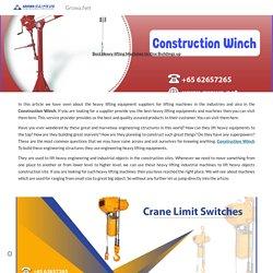 Crane Limit Switches
