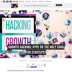 Growth hacking: hype or the holy grail for startups?