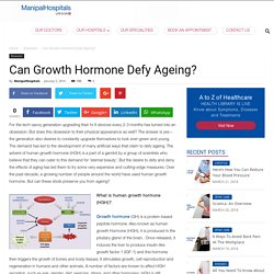 Growth Hormone Effects
