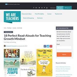 Best Growth Mindset Books for Kids, As Chosen by Teachers