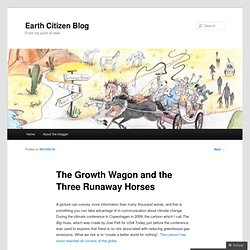 The Growth Wagon and the Three Runaway Horses