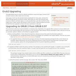 Grub2/Upgrading