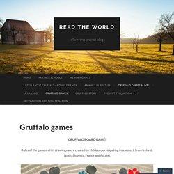 Gruffalo games