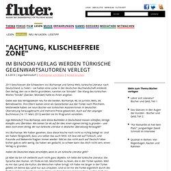 Gespräch mit den binooki-Gründerinnen Inci Bürhaniye und Selma Wels : Literatur : fluter.de