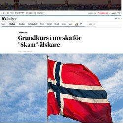 """Grundkurs i norska för """"Skam""""-älskare"""
