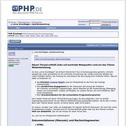 Quellensammlung - php.de