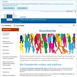 Grundrechte - Europäische Kommission