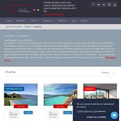 Villa, Haus, Wohnung und Grundstück am Gardasee