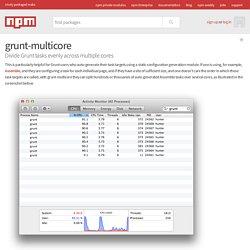 grunt-multicore
