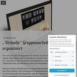 """Virtuelle"" Gruppenarbeit einfach organisiert - Flipped Classroom - Sebastian Stoll"