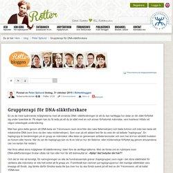 Gruppterapi för DNA-släktforskare