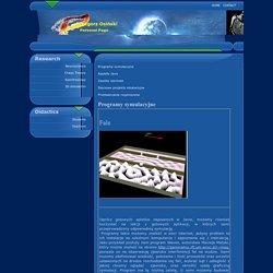 Grzegorz Osinski Personal Web Page