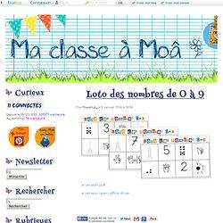 GS - Ma Classe à Moâ - CE2
