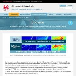 Géoportail de la Wallonie