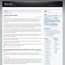 yPass.net Blog