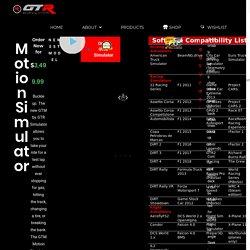 GTM-Motion Simulator