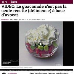 VIDÉO. Le guacamole n'est pas la seule recette (délicieuse) à base d'avocat