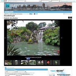 Photo - L'ancienne maison de Coluche - Guadeloupe - Jardin botanique de Deshaies - par flyingfrenchies, Tripper-Tips.com