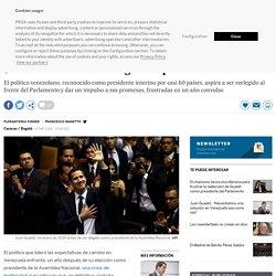 Juan Guaidó busca una segunda oportunidad