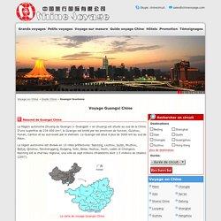 Guangxi tourisme, guide voyage Guangxi Chine