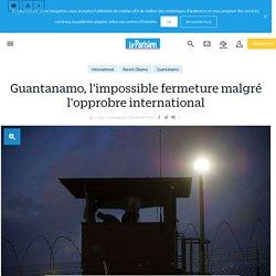 Guantanamo, l'impossible fermeture malgré l'opprobre international - Le Parisien