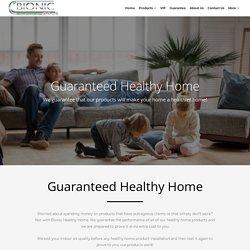 Bionic Healthy Home