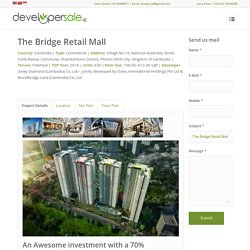 The Bridge Retail Mall - 70% Guarantee Returns