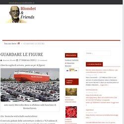 GUARDARE LE FIGURE — Blondet & Friends