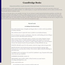 Guardbridge Books