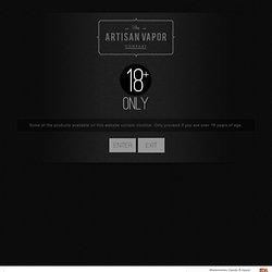 Guardian E-Pipe - Artisan Vapor Company