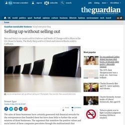 Guardian Sustainable Business