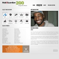 Mail & Guardian 200 young South Africans