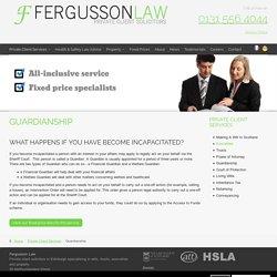 Legal Guardianship Scotland