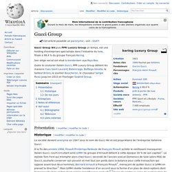 Gucci Group