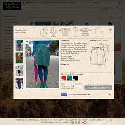 Jupe unie–Jupes & robes–GUDRUN SJÖDÉN – Kläder Online & Postorder