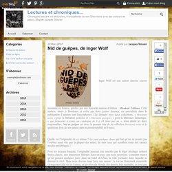Nid de guêpes, de Inger Wolf - Lectures et chroniques...