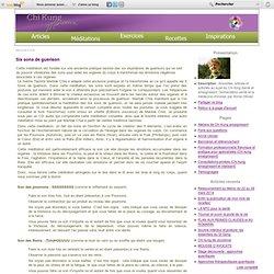 Six sons de guérison - Chi Kung Santé : exercices, recettes, méditation et médecine chinoise