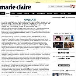 Guerlain : tout sur la marque Guerlain