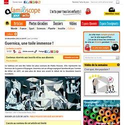 Guernica expliqué aux enfants1jour1actu
