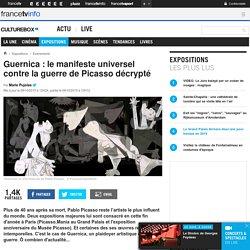Guernica : le manifeste universel contre la guerre de Picasso décrypté