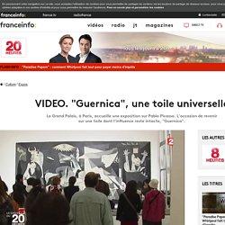 """Guernica"", une toile universelle"