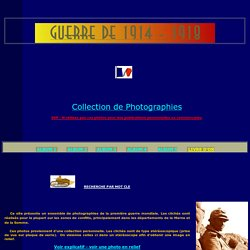 Collection de photographies