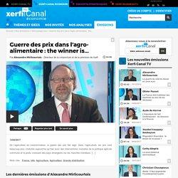 Guerre des prix dans l'agro-alimentaire : the winner is... - Décryptage éco