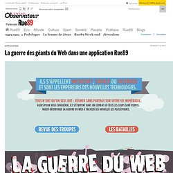 géants du Web