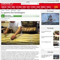 La guerre des boulangers - 15/08/2011