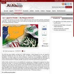 La « guerre froide » du Moyen-Orient