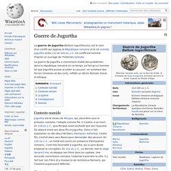 Guerre de Jugurtha