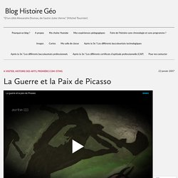 La Guerre et la Paix de Picasso