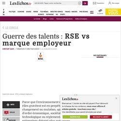 Guerre des talents : RSE vs marque employeur