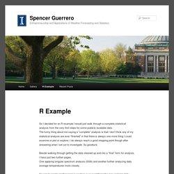 Spencer Guerrero - University of Illinois at Urbana-Champaign